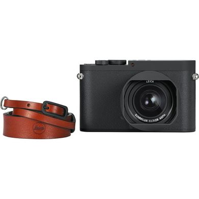 LEICA Q Edition Q-P, black painted finish ( 19045 )