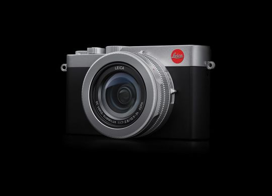 LEICA D-LUX 7, silver anodized ( 19115 )